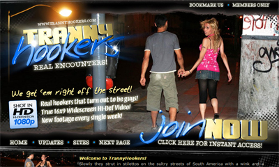 Tranny Hookers
