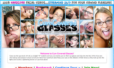 Cum Covered Glasses