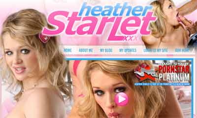 Heather Starlet XXX