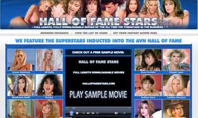 Hall of Fame Stars