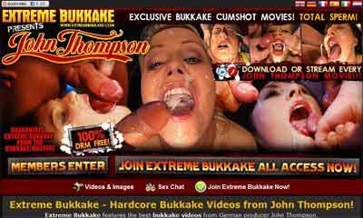Extreme Bukkake